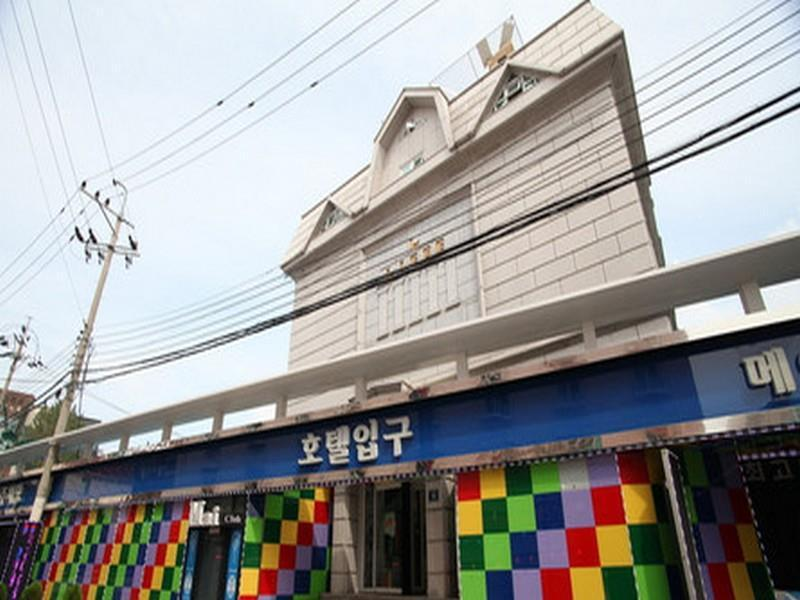 South Korea-메이 호텔 (Mai Hotel)