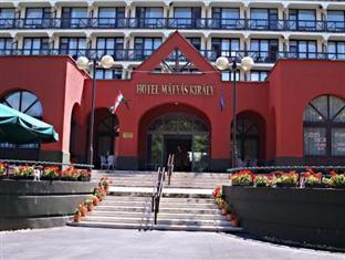 Spahotel Matyas Kiraly Hajduszoboszlo - Ulaz