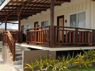 Anika Island Resort Cebu - Ocean View Rooms Veranda