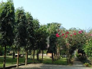 Baghmara Wildlife Resort Chitwan National Park - beautiful garden