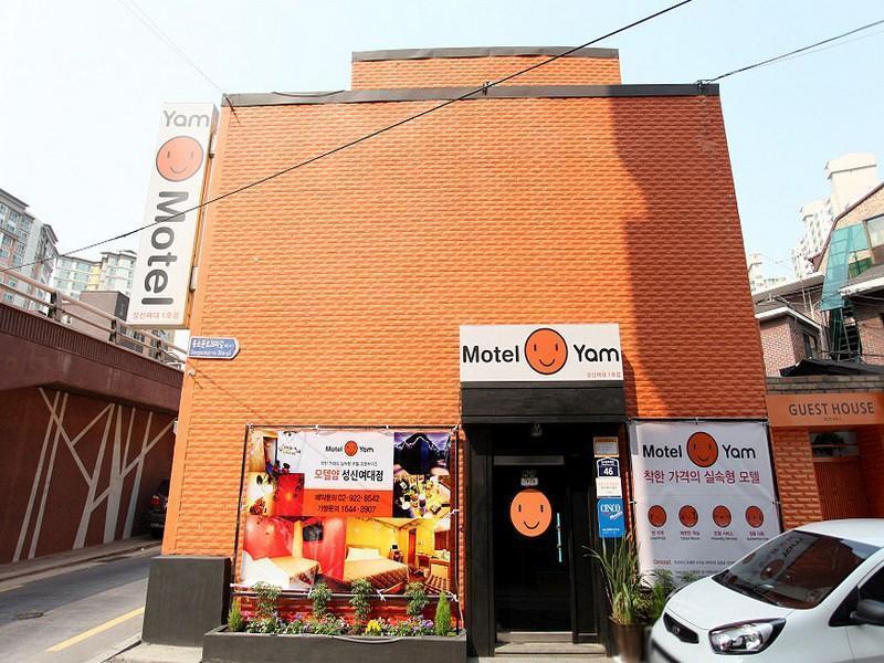 South Korea-모텔 얌 성복 (Motel Yam Sungbuk)