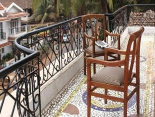 Goan Holiday Resort North Goa - Balcony
