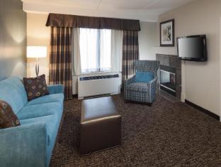 room of Hilton Garden Inn Rockaway
