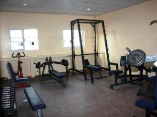 霍密托里宿舍 達沃市 - 健身房
