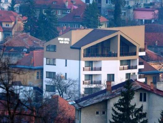 Apart Hotel Vlad Tepes Brasov Romania