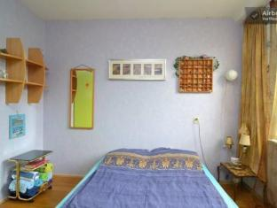 Ilma Yoga House B And B Amsterdam - Guest Room