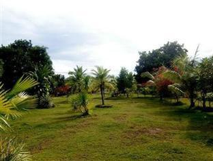 Kalipayan Beach Resort & Atlantis Dive Center Bohol - Garten