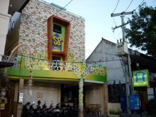Hotel S8 Bali - Erkély/Terasz