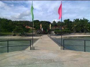 Panglao Palms Apartelle Bohol - Praia
