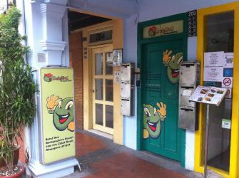 Tarif Hotel Murah di Singapura - Betel Box Backpackers Hostel