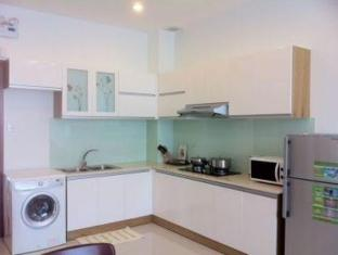 K&T Serviced Apartment - Thao Dien Ho Chi Minh City - Kitchen