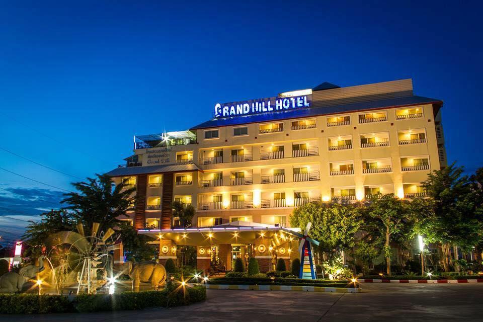 Grand Hill Resort and Spa,แกรนด์ ฮิลล์ รีสอร์ท แอนด์ สปา