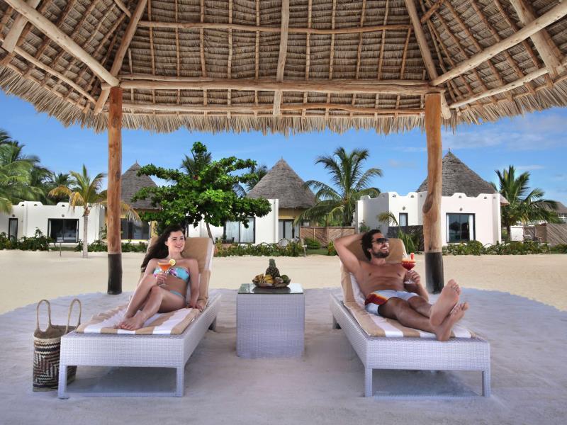 Gold Zanzibar Beach House and Spa Hotel Deals