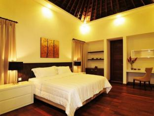Indonesia Hotel Accommodation Cheap | Villa Pantai Senggigi Lombok - Guest Room
