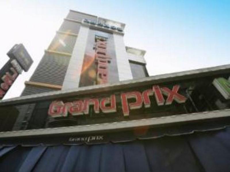 South Korea-그랑프리 모텔 (Grandprix Motel)