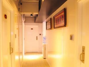 HF 호텔 홍콩 - 호텔 인테리어