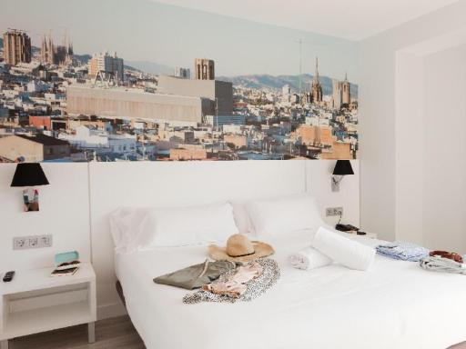 Andante Hotel hotel accepts paypal in Barcelona