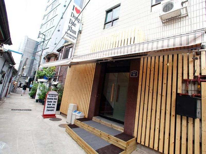 South Korea-아이 러브 동대문 호스텔 (I Love Dongdaemun Hostel)
