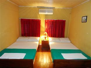 Lyon d'or Hotel and Restaurant Phnom Penh - Twin Bedroom with AC