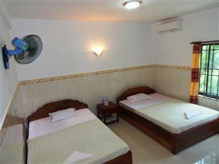 Chan Rith Guesthouse Kep - Twin  AC