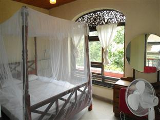 White House Bungalow Kandy - Bedroom