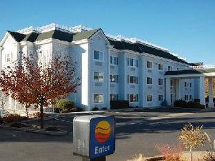 Comfort Inn Hotel in ➦ Paradise (CA) ➦ accepts PayPal