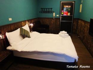 Tomato Rooms Hostel Taichung - Guest Room
