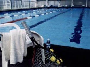 C Neve Ilan Hotel Jerusalem - Swimming Pool