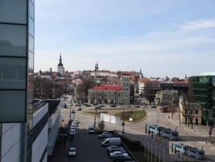 Town Hall Square Apartments Viru Center Tallinn - Utsiden av hotellet