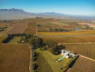 Allegria Guesthouse & Vineyards Stellenbosch - Çevre