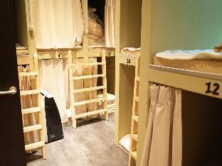 Higashiueno bnbplus Capsule hotel Mix dormitory