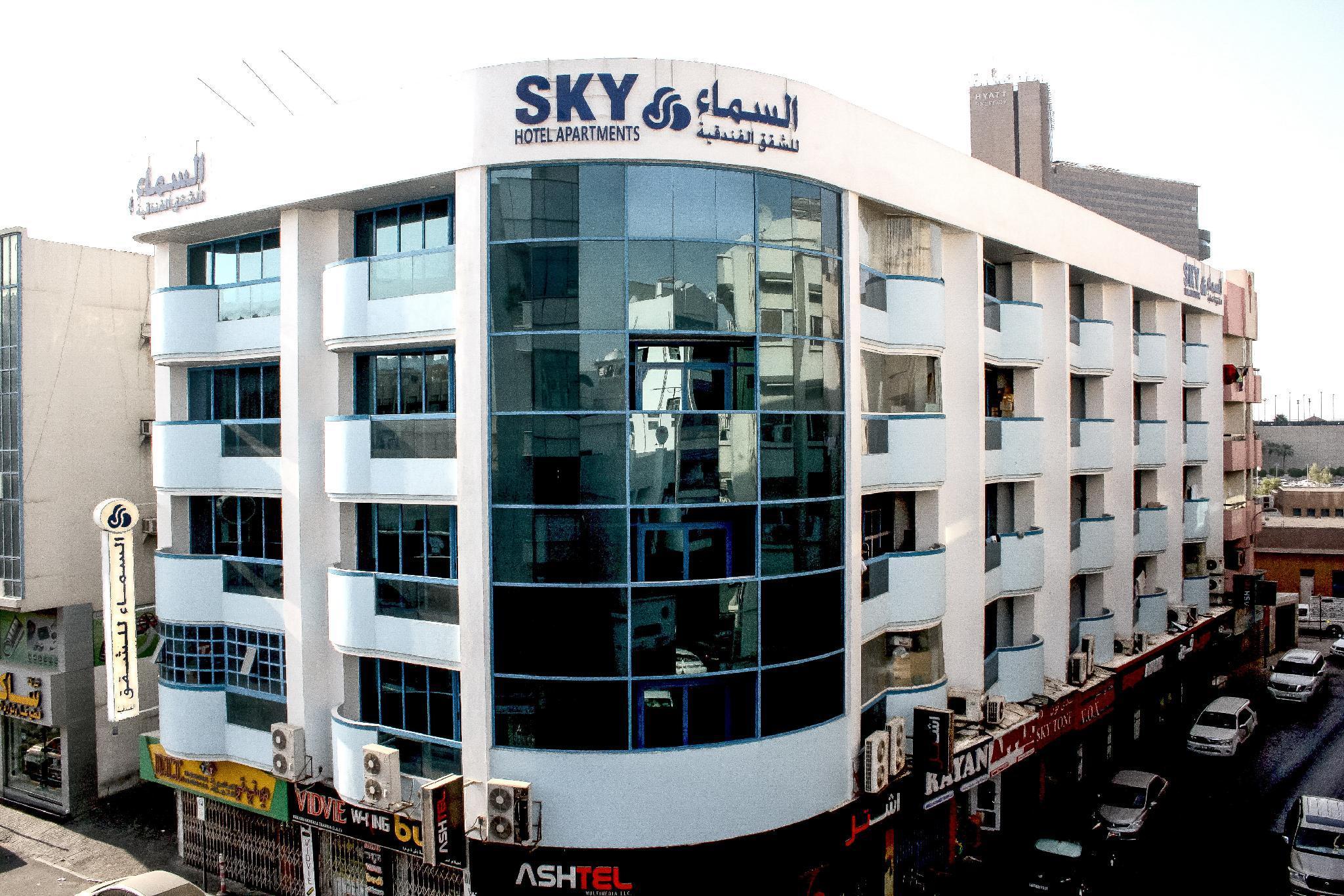 Sky Hotel Apartments – Dubai 1