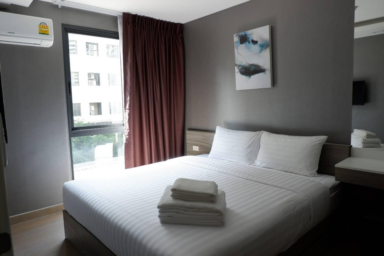 ,Dazzle Sukhumvit 7 - 1 Bedroom 4