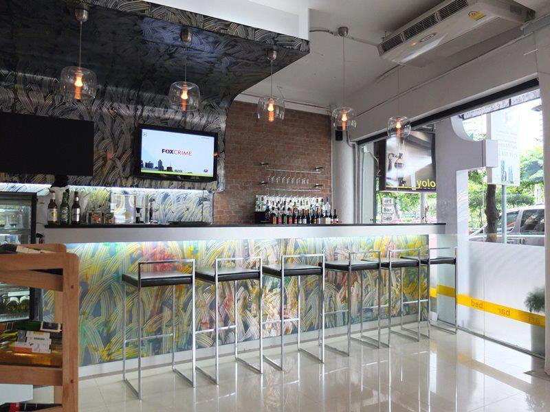 1Yolo Hostel Bangkok