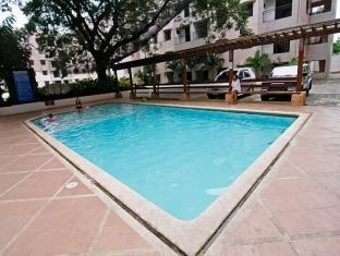 SDR Serviced Apartments Cebu - Piscine