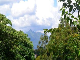 Blue Haven Guest House Kandy - View from the Restaurant Area