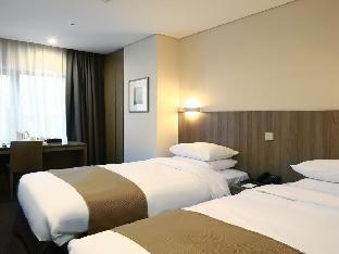 センターマークホテル、韓国ソウルのウォシュレット付きホテル