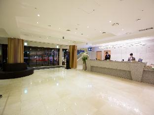 韓国ソウルのウォシュレット付きホテル、センターマークホテル