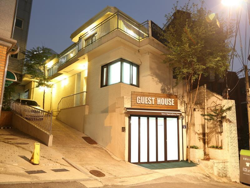 South Korea-서울 명동 하우스 (Seoul Myeongdong House)