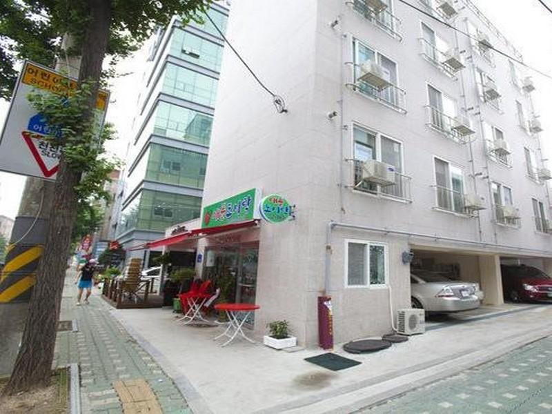 South Korea-트윈 레빗 호스텔 (Twin Rabbit Hostel)