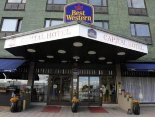 Best Western Capital Hotel Stockholm - Exterior