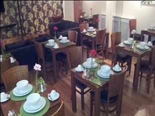 Dockside Hotel London - Restaurang