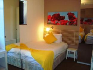 Dockside Hotel London - Gästrum