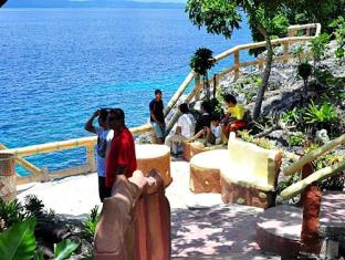 Alexis Cliff Dive Resort Bohol - Widok