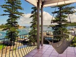 Manly Beach Bed & Breakfast & Executive Apartments Sydney - Balcony/Terrace