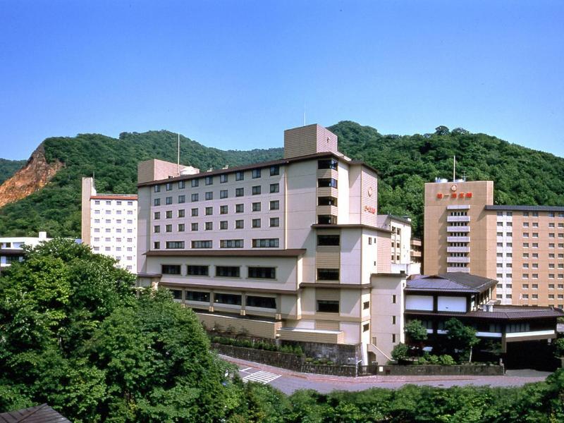 Dai-ichi Takimotokan 第一滝本馆