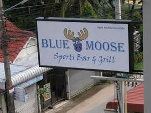 Logo/Picture:Blue Moose Apartments