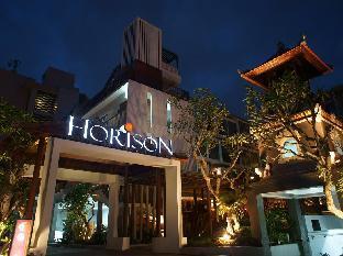 ホテル ホライゾン セミニャック バリ5