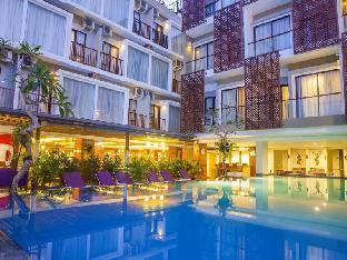ホテル ホライゾン セミニャック バリ1
