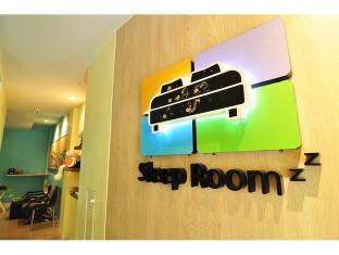 Sleep Room Guesthouse Phuket - Rezeption